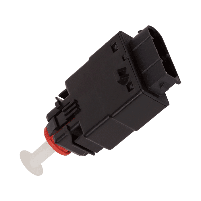 Mechanical or pneumatic contactor, it puts on the stop lights of the car as soon as the driver presses on the « foot brake » pedal.